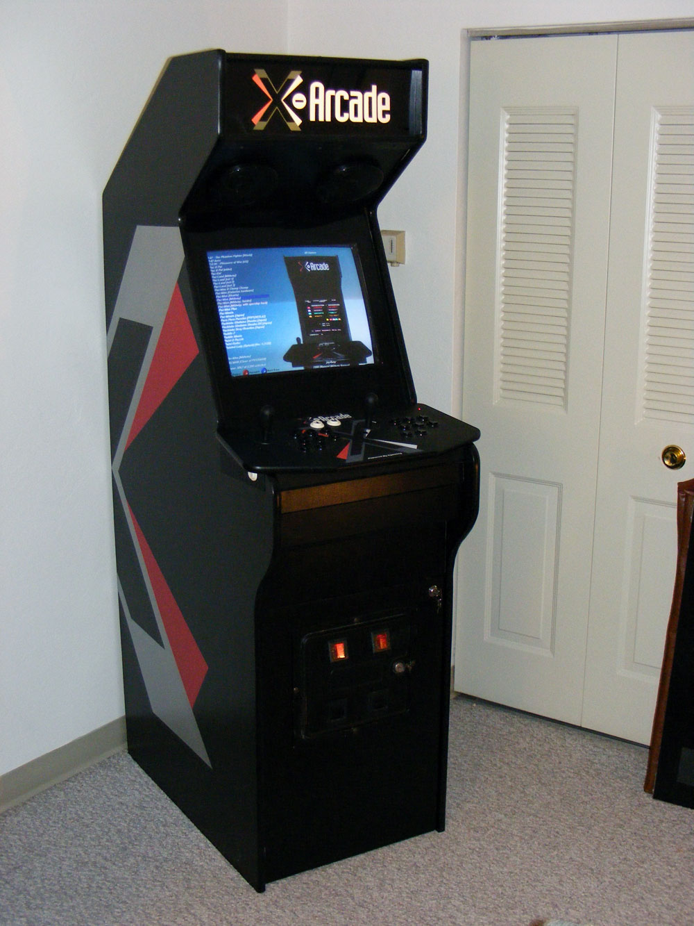 Favorit ArcadeCab- MAME and arcade news page:2009 and 2010 News Archive BW13