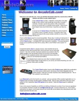 Previous Main page layout