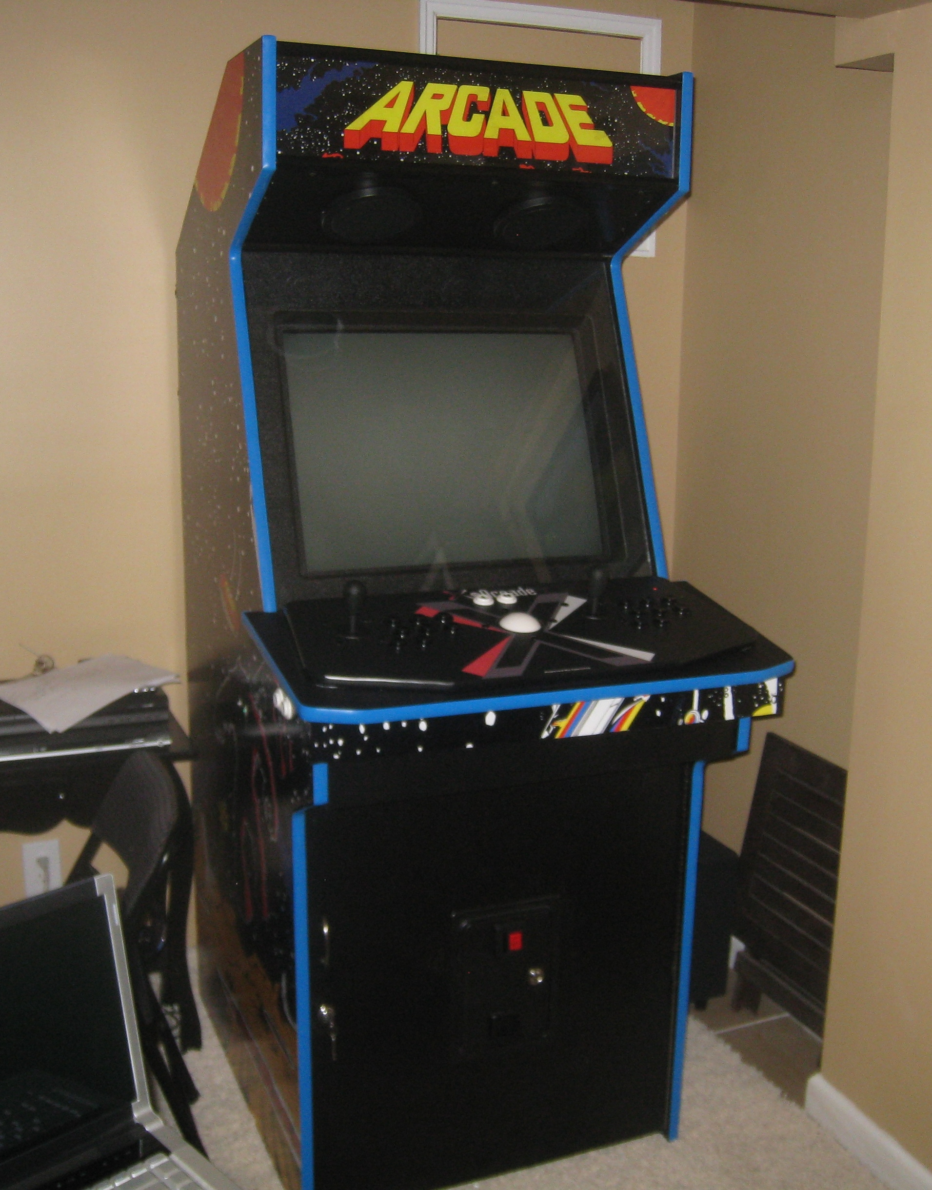 Arcadecab Mame And Arcade News Page 2012 News Archive